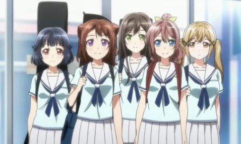 バンドリのアニメ9話の動画を無料視聴するには?