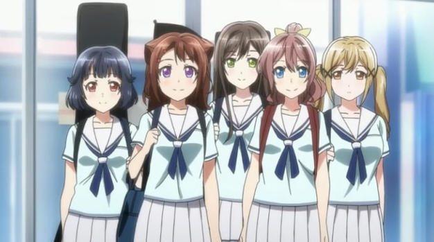 バンドリ アニメ 感想 評価
