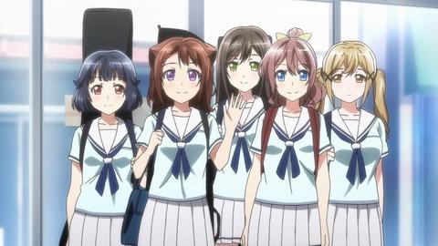 バンドリ 動画 9話放送日