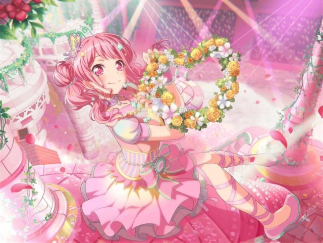 バンドリ Pastel*Bloom Girlsガチャ 確率As650